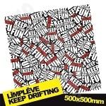 Līmplēve Keep Drifting 500x500