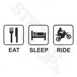 Eat Sleep Ride V2