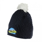 Rally Alūksne 2018 cepure - melna ar baltu