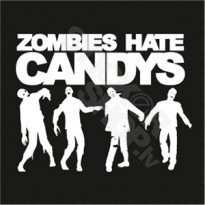 Zombies Hate Candys