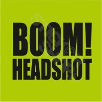 Boom Headshot