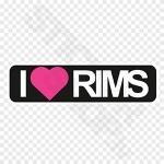 I Love Rims