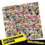 Stickerbomb Nr. 11 500x500