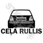Ceļa Rullis VW MK3