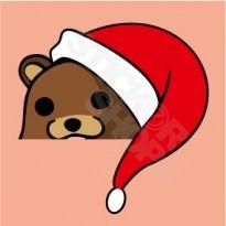 Xmas Pedo Bear